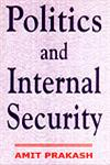 Politics and Internal Security,8171548873,9788171548873