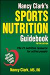 Nancy Clark's Sports Nutrition Guidebook,1450467229,9781450467223