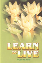 Learn to Live Vol. 1,8171208959,9788171208951