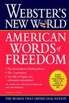 Webster's New World American Words of Freedom,0764566385,9780764566387