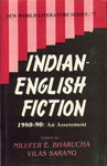 Indian English Fiction, 1980-90 An Assessment,8170187753,9788170187752