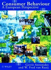Consumer Behaviour A European Perspective,0471975133,9780471975137
