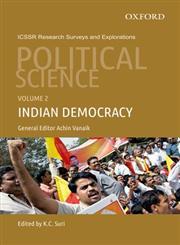 Political Science Indian Democracy Vol. 2,0198084951,9780198084952