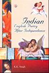 Indian English Poetry After Independence 1st Edition, Reprint,8181521420,9788181521422
