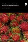 Annual Plant Reviews Biology of Plant Metabolomics,1405199547,9781405199544