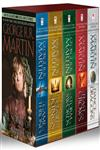 A Game of Thrones - Set A Game of Thrones, a Clash of Kings, a Storm of Swords, a Feast for Crows, and a Dance with Dragons,0345535561,9780345535566