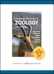 Integrated Principles of Zoology 15th Edition,0071221980,9780071221986
