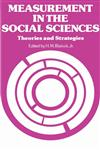 Measurement in the Social Sciences,0202302725,9780202302720
