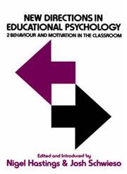 New Dir. in Education Psycholo,1850002290,9781850002291