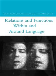 Relations and Functions Within and Around Language,0826453694,9780826453693