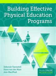 Building Effective Physical Education Programs,1284021106,9781284021103