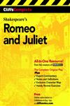 Romeo and Juliet (Cliffs Complete),0764585746,9780764585746