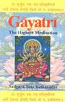 Gayatri The Highest Meditation 9th reprint,8120806972,9788120806979