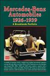 Mercedes-Benz Automobiles, 1926-1939,1855209381,9781855209381