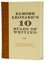 Elmore Leonard's 10 Rules of Writing,0061451460,9780061451461