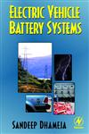 Electric Vehicle Battery Systems,0750699167,9780750699167