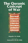 The Quranic Concept of War Indian Reprint,8170020204,9788170020202