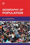 Geography of Population Selected Essays,8170334322,9788170334323