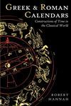 Greek and Roman Calendars,0715633015,9780715633014