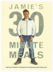 Jamie's 30-minute Meals,0718154770,9780718154776