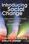 Introducing Social Change A Manual for Community Development 2,0202362787,9780202362786