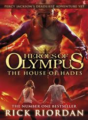 Heroes of Olympus The House of Hades,0141339195,9780141339191