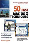50 Fast Mac OS X Techniques,0764539116,9780764539114