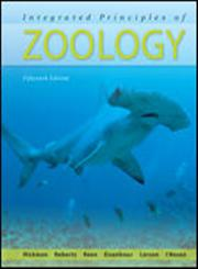 Integrated Principles of Zoology 15th Edition,0073040509,9780073040509