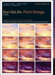 Point Omega A Novel,1439169969,9781439169964