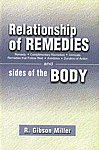 Relationship of Remedies and Sides of the Body [Remedy; Complimentary Remedies; Inimicals Remedies that Follow Well; Antidotes; Duration of Action] Reprint Edition,8131905349,9788131905340