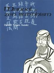Manual of Zen Buddhism,8121509653,9788121509657