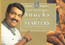 Non Vegetarian Snacks and Starters 8th Reprint,8179910636,9788179910634