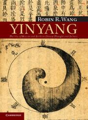 Yinyang,052116513X,9780521165136