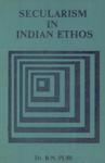 Secularism in Indian Ethos,8170431441,9788170431442