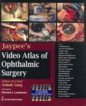 Jaypee's Video Atlas of Ophthalmic Surgery Vol. 1 1st Edition,8184481861,9788184481860