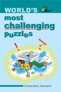 World's Most Challenging Puzzles 1st Edition,8122201598,9788122201598