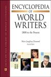 Encyclopedia of World Writers 1800 to the Present,0816082049,9780816082049