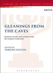 Gleanings from the Caves Dead Sea Scrolls and Artifacts from the Schoyen Collection 1st Edition,0567113000,9780567113009