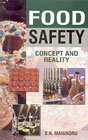 Food Safety Concept and Reality 1st Edition,8176486000,9788176486002