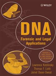 DNA Forensic and Legal Applications,0471414786,9780471414780