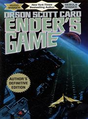 Ender's Game Author's Definitive Edition,0812550706,9780812550702