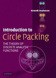 Introduction to Circle Packing,0521823560,9780521823562