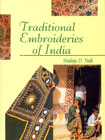 Traditional Embroideries of India,8170247314,9788170247319