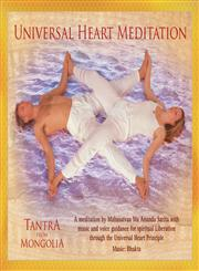 Tantra from Mongolia: Universal Heart Meditation,1844095568,9781844095568
