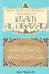 Some Moral and Religious Teachings of Imam Al-Ghazzali 3rd Edition,8171510868,9788171510863