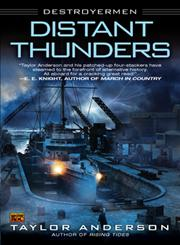 Distant Thunders Destroyermen,0451463706,9780451463708
