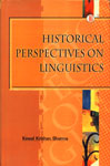Historical Perspectives on Linguistics 1st Edition,8187036893,9788187036890
