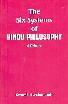The Six Systems of Hindu Philosophy A Primer 1st Edition