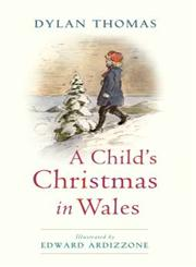 A Child's Christmas in Wales,0140377239,9780140377231