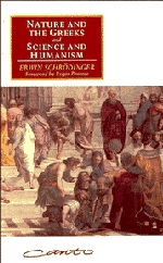 'Nature and the Greeks' and 'Science and Humanism',0521575508,9780521575508